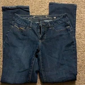 Faded glory jeans size 6